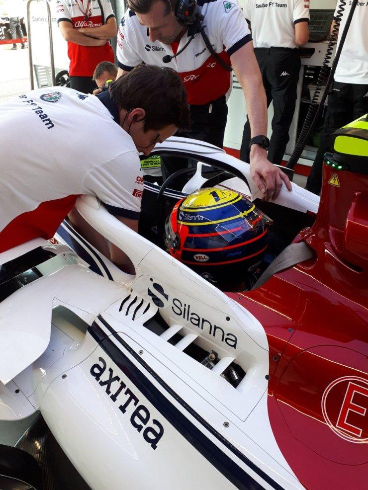 Axitea Becomes Official Partner Of The Alfa Romeo Sauber F1 Team Richardsamuel888